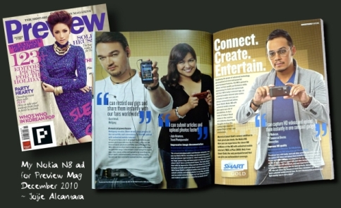Nokia N8 Preview Magazine Dec 2010