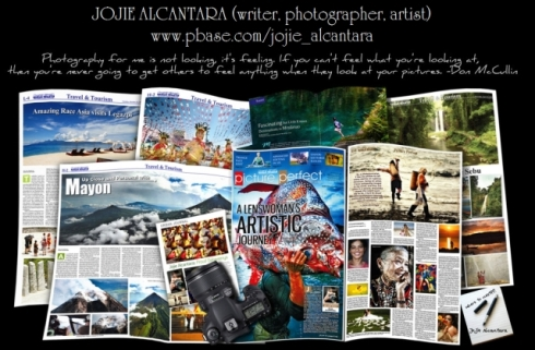 Published works of Jojie Alcantara