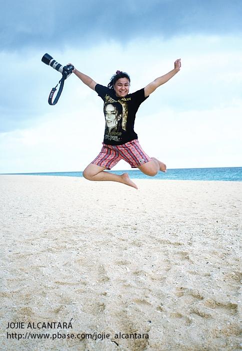 Me in Boracay