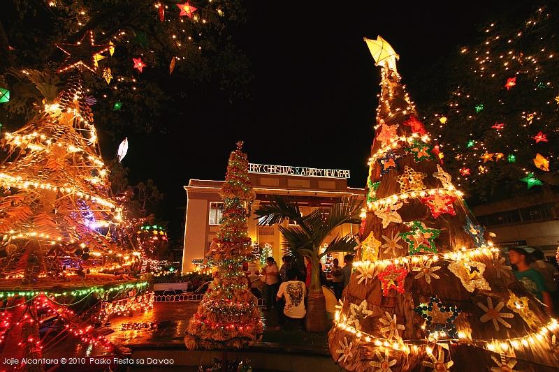 Pasko Fiesta Sa Davao 2010 The Scene Stealer