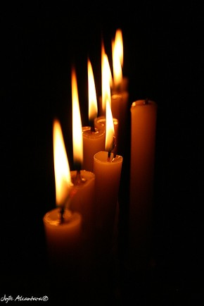 Candles for Japan