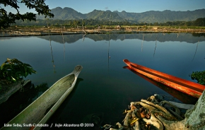 Lake Sebu South Cotabato by Jojie Alcantara