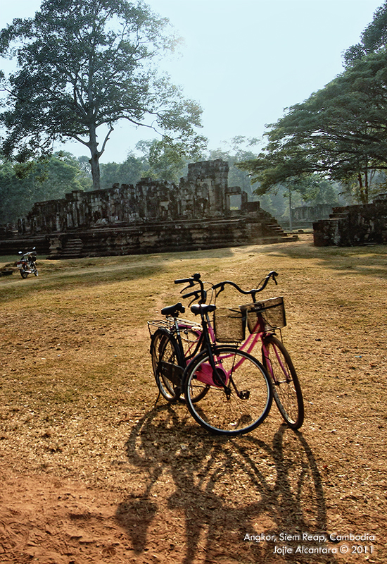 Angkor temple complex, Siem Reap, Cambodia