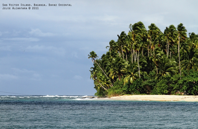 San Victor Island, Baganga, Davao Oriental