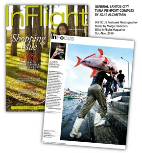 InFlight Mag Oct.-Nov. 2010 Issue