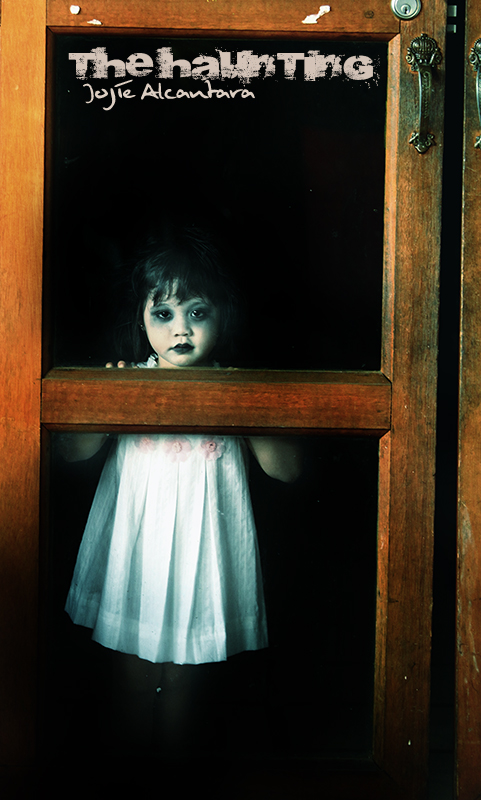 The Haunting, a Halloween fantasy photoshoot