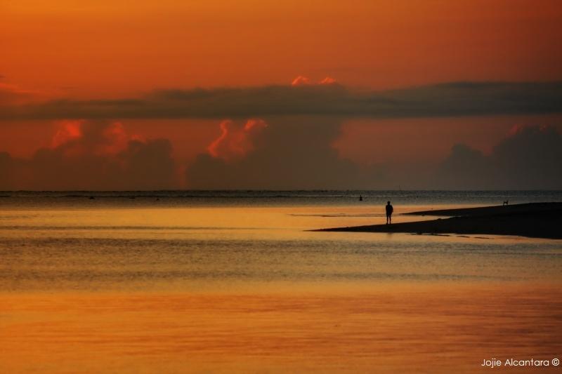 Sunrise in Tandag, Surigao del Sur by Jojie Alcantara
