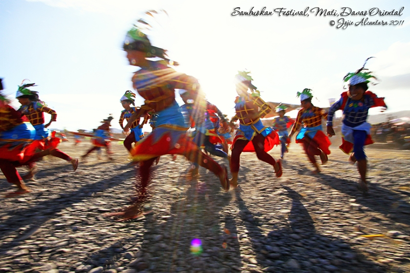 Mati's Sambuokan Festival by Jojie Alcantara
