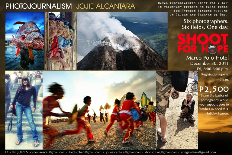 Jojie Alcantara for Photojournalism