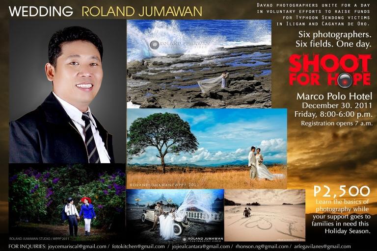 Roland Jumawan for Wedding