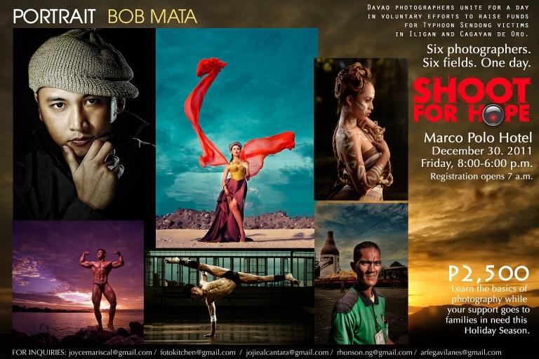 Bob Mata for Portraiture