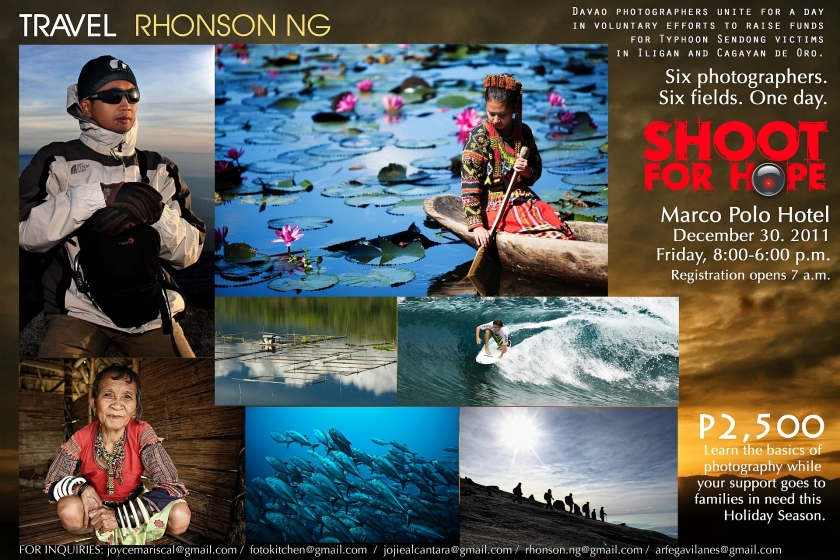 Rhonson Ng for Travel Photography