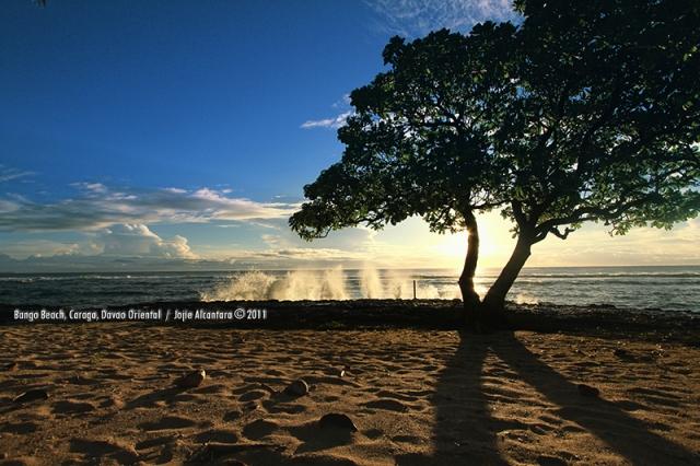 Bango Beach, Caraga © Jojie Alcantara
