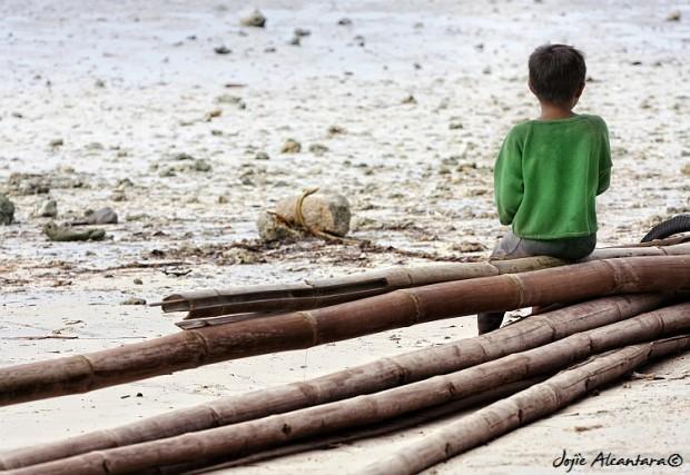 Child in Tabina, Zamboanga del Sur  © Jojie Alcantara