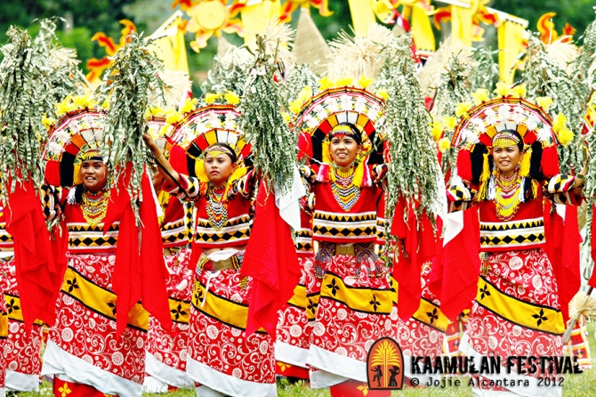 Ground Presentation in Kaamulan Festival © Jojie Alcantara