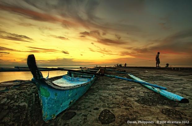 Agdao seascape  © Jojie Alcantara
