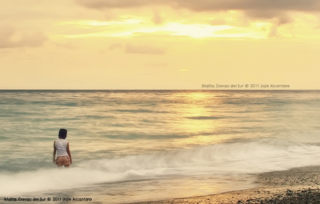 Sunrise in Malita  © Jojie Alcantara