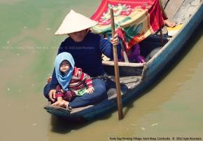 Tonle Sap Floating Village © Jojie Alcantara