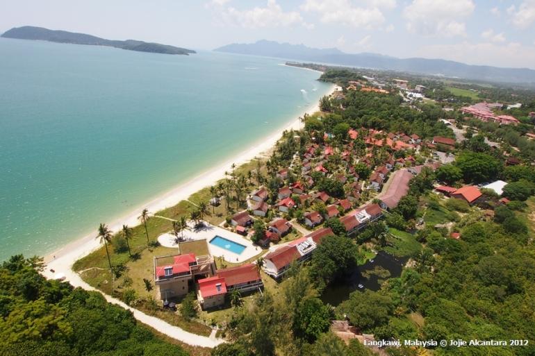 Frangipani Resort, Langkawi © Jojie Alcantara 2012