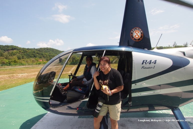 Aerial photography of Langkawi © Jojie Alcantara, 2012