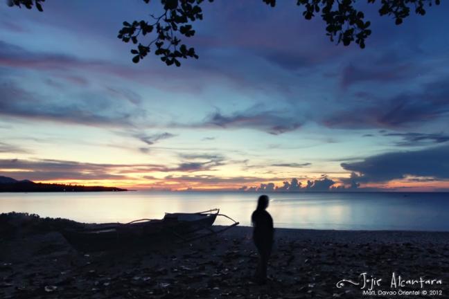 Dahican at sunrise  © Jojie Alcantara 2012