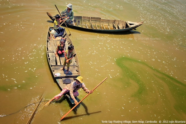 Tonle Sap Floating Village © Jojie F. Alcantara