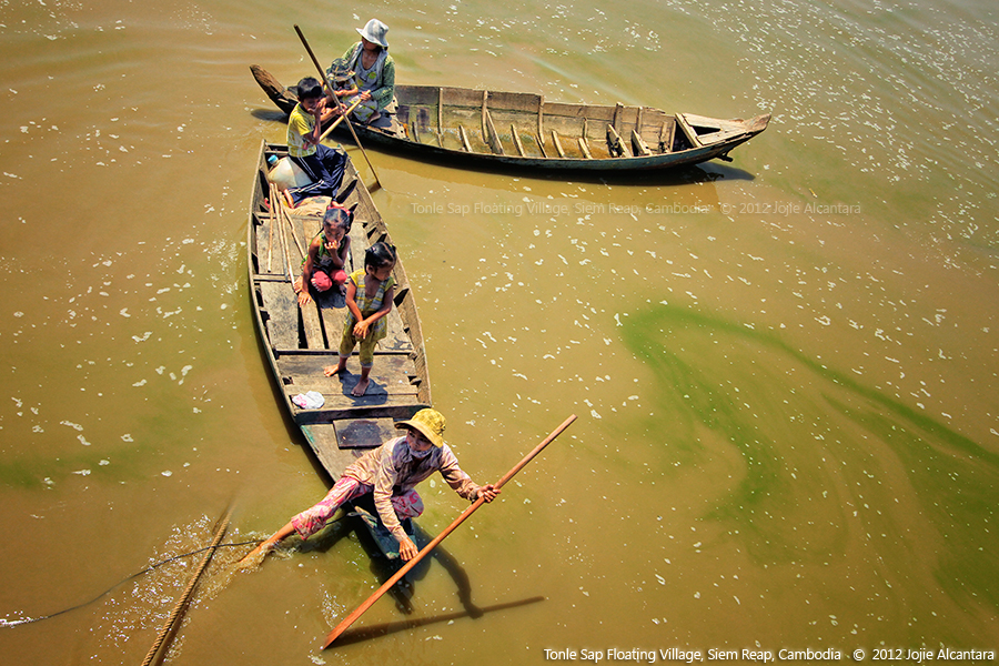 Tonle Sap Floating Village © Jojie F. Alcantara