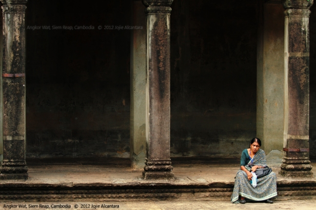 Angkor Wat © Jojie Alcantara