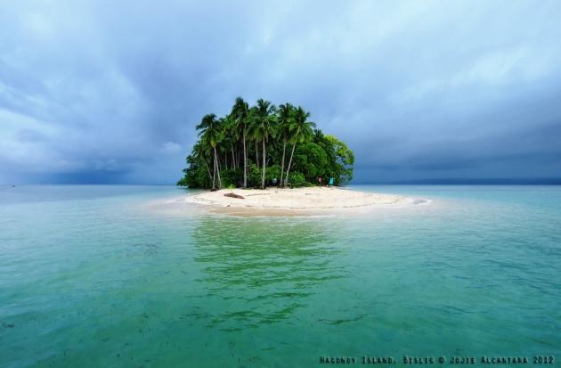 Hagonoy Island, Bislig City © Jojie Alcantara
