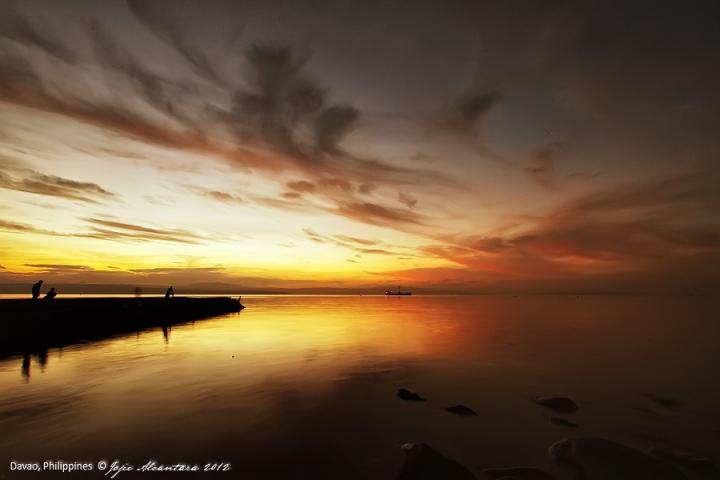 Seascape © Jojie Alcantara