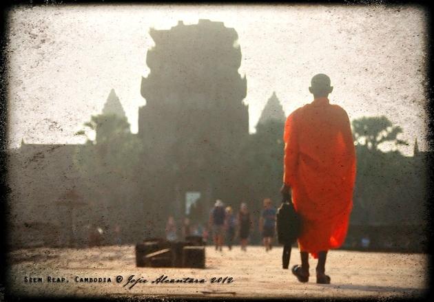 Siem Reap, Cambodia © Jojie Alcantara 2012