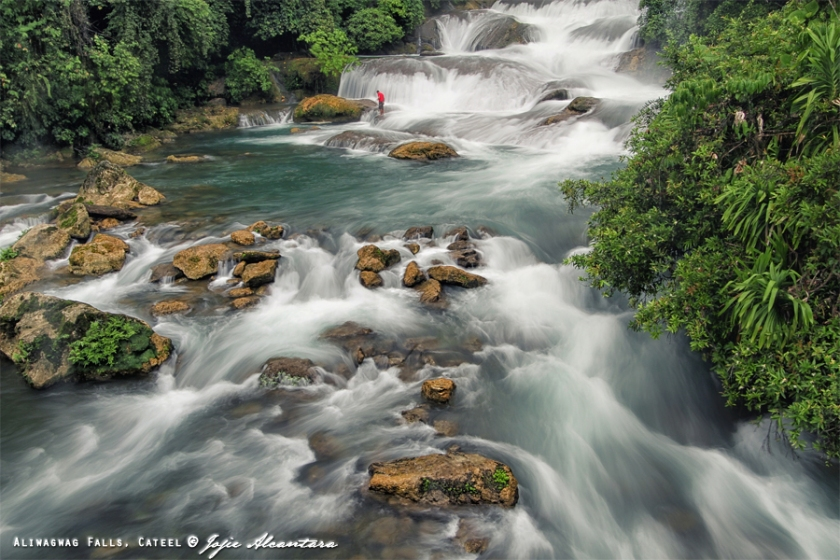 Aliwagwag Falls © Jojie Alcantara