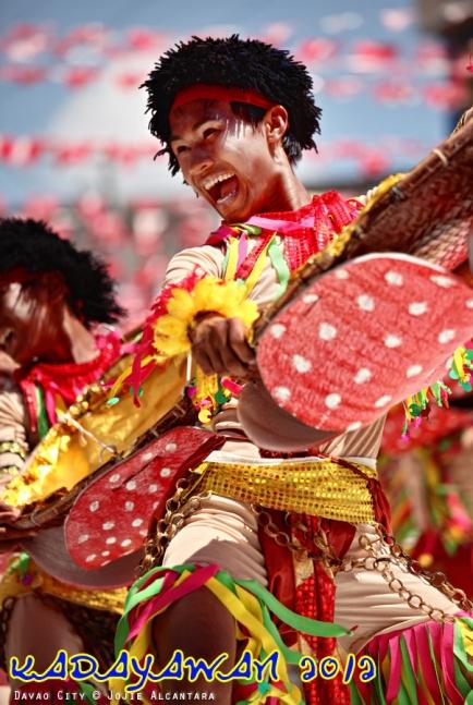 Kadayawan Indak Indak performer © Jojie Alcantara