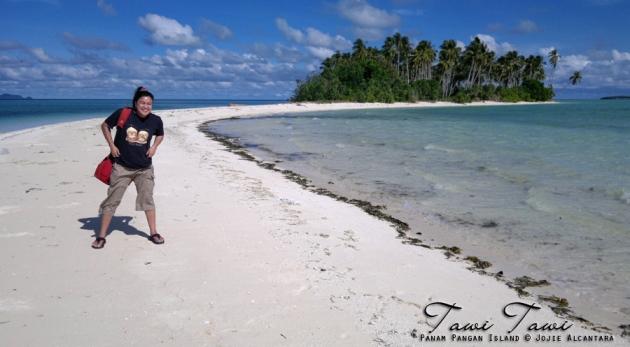 Jojie in Panam Pangan Island, Tawi-Tawi