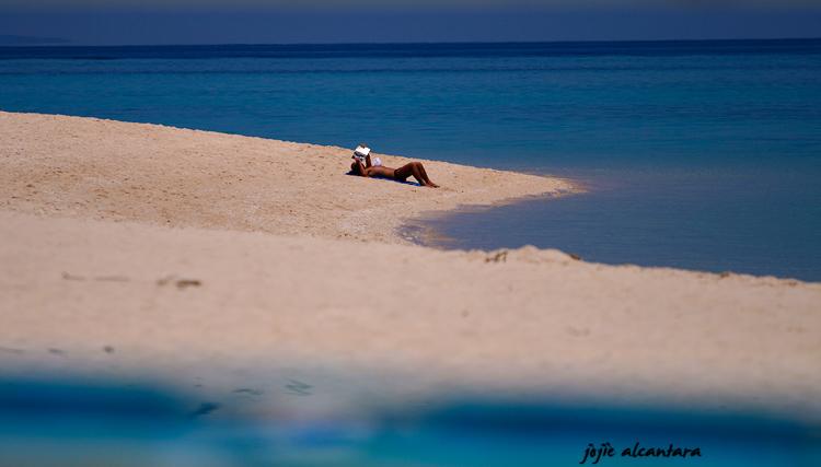 Puca Beach, Boracay  © Jojie Alcantara