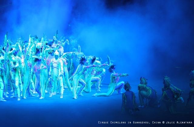 Cirque Chime-long in Guangzhou, China © Jojie Alcantara