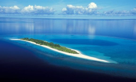 one of Maldives Island