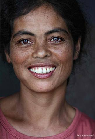 Bagobo tribal woman © Jojie Alcantara