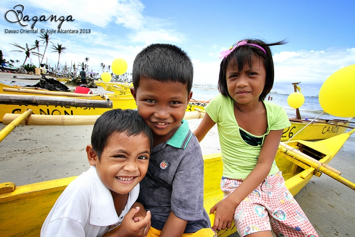 Giving hope to children in Baganga © Jojie Alcantara