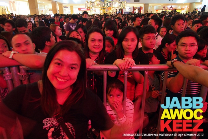 Jabbawockeez in Abreeza Mall Davao!