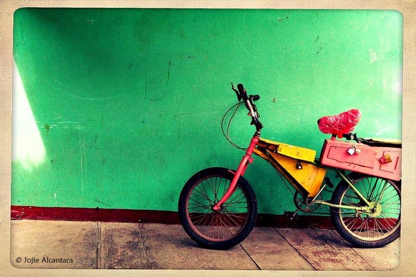 Bicycle © Jojie Alcantara