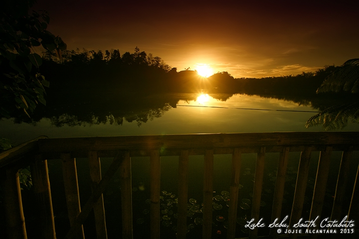 Sunrise view from balcony © Jojie Alcantara