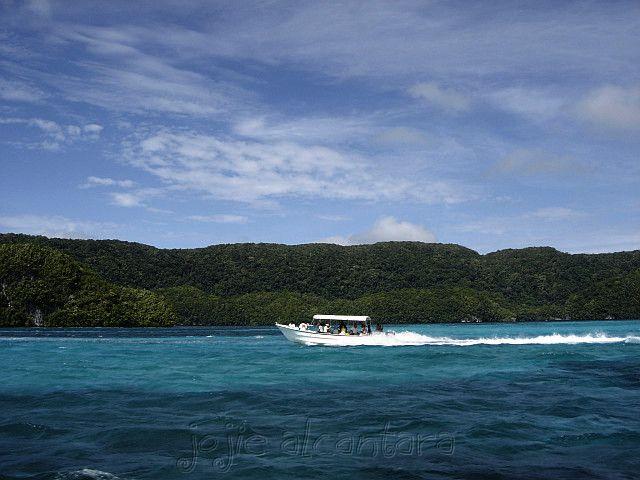 Rock Islands, Palau © Jojie Alcantara 2006