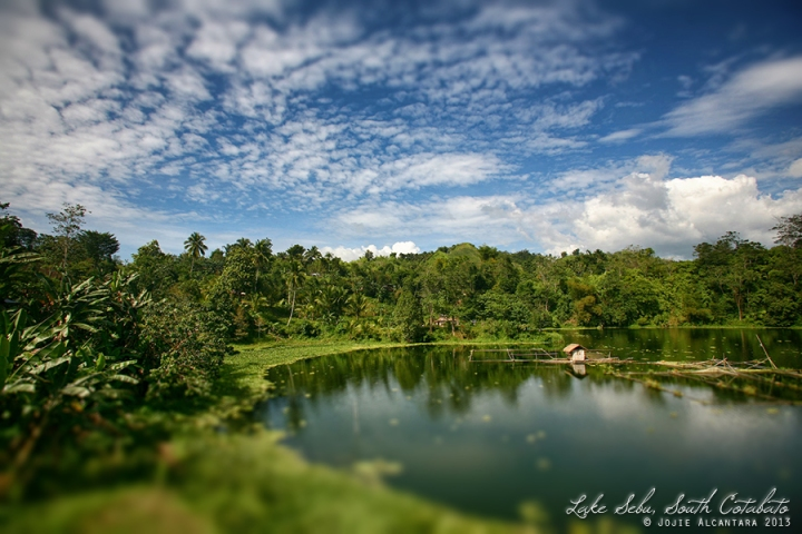 Lake Sebu, South Cotabato  © Jojie Alcantara