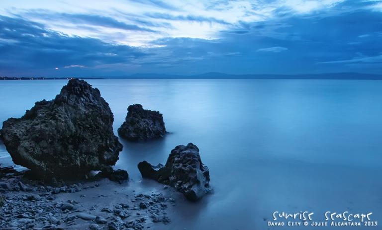Sunrise seascape, Davao City © Jojie Alcantara