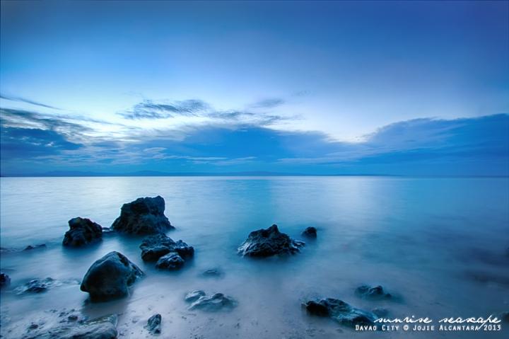 Sunrise seascape © Jojie Alcantara
