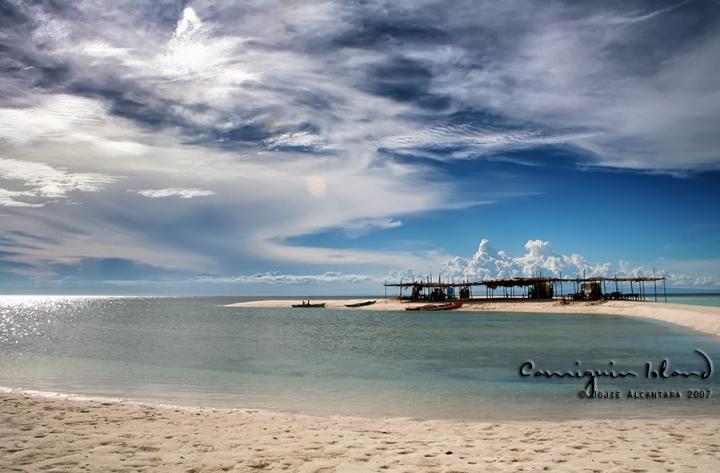 White Island, Camiguin  © Jojie Alcantara