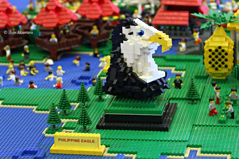 Philippine Legoland in SM Lanang Davao  © Jojie Alcantara