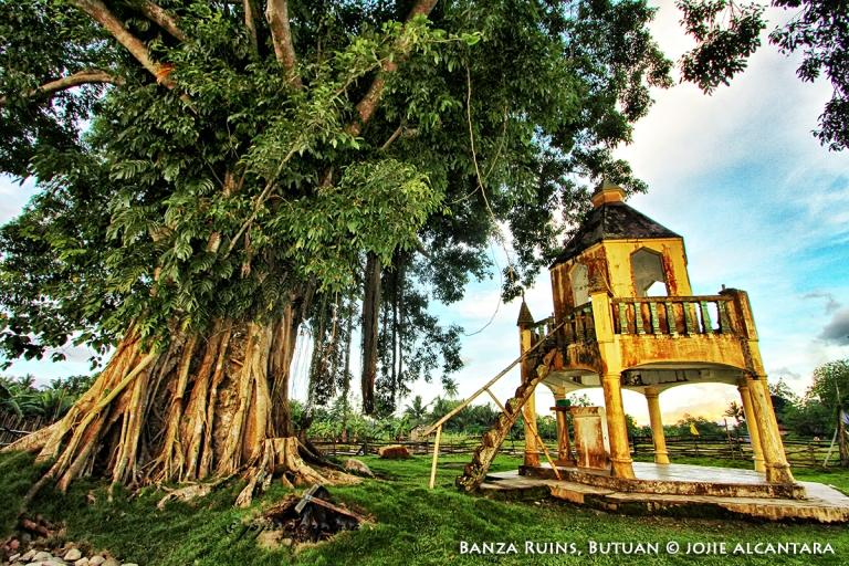 Banza Ruins, Butuan City  © Jojie Alcantara