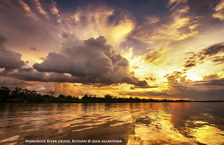 Mangrove River Cruise, Butuan City  © Jojie Alcantara